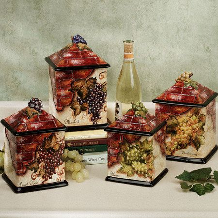 Grape And Wine Home Decorating A Home Like No Other With Images