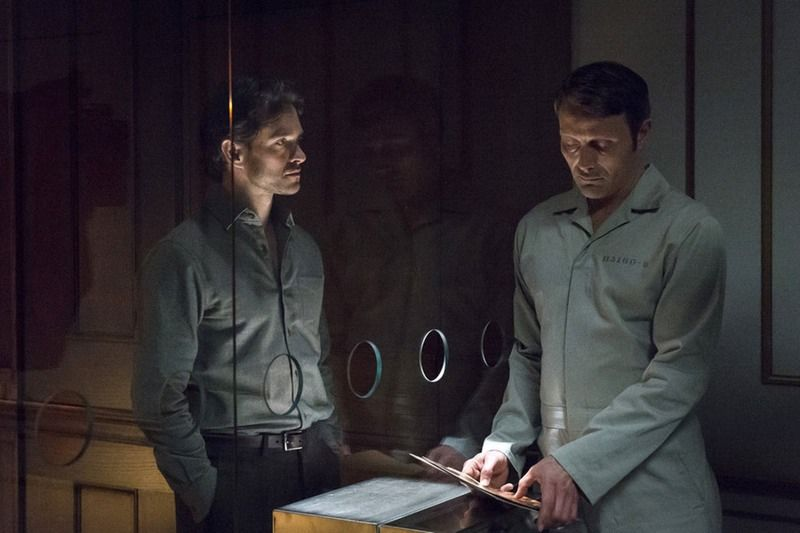 What Are Hugh Dancy & Mads Mikkelsen Doing After 'Hannibal'? Don't Worry, They're Not Disappearing Any Time Soon