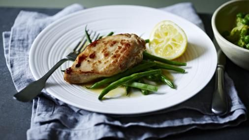 Lemon chicken recipe lemon chicken lemon butter sauce and lemon bbc food recipes lemon chicken forumfinder