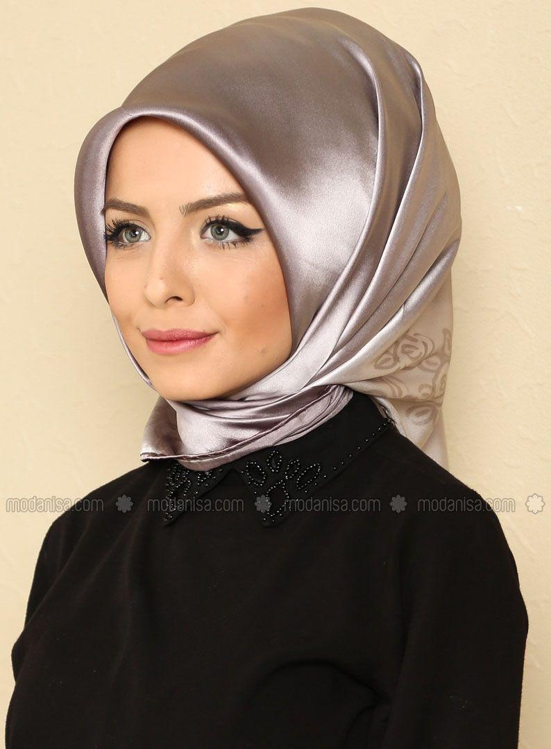 Turkish Hijab Style Step By Step Hijab Tutorials Pinterest