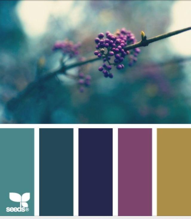 Blue Green Grey Color Scheme 1000 Ideas About Plum Living Rooms