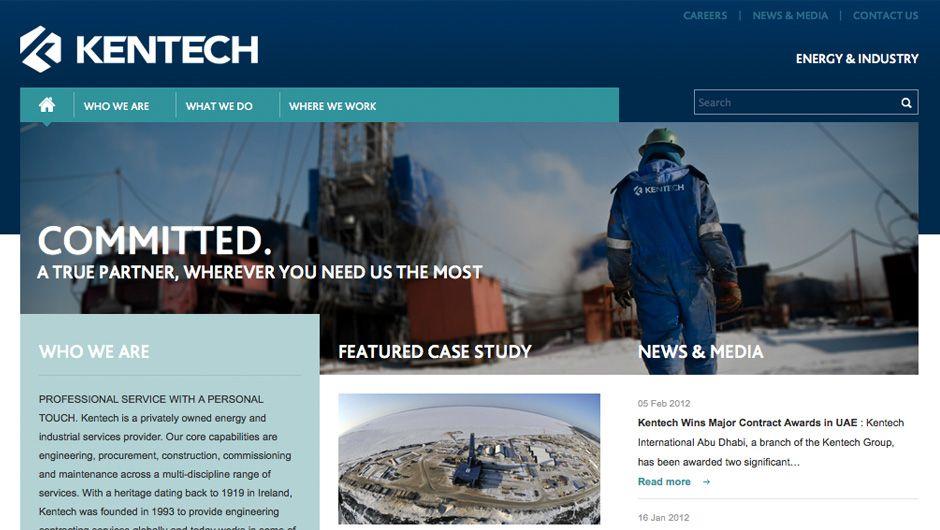 Kentech Digital Marketing Agency Digital Marketing Energy Industry