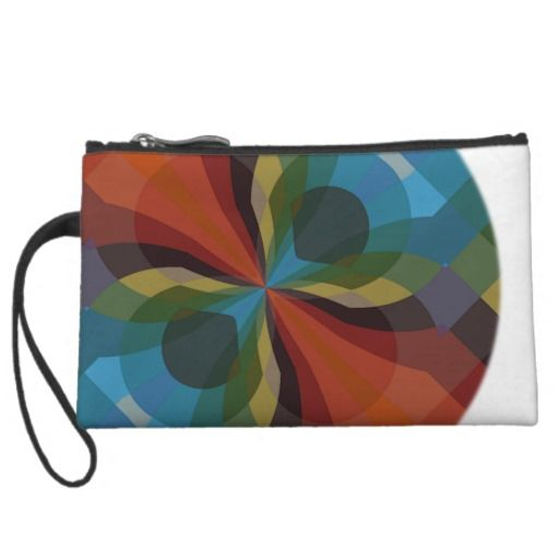 Digital Abstract Clutch Design. www.zazzle.com/ranaindyrun. Look online for coupon codes or sign up on zazzle.com