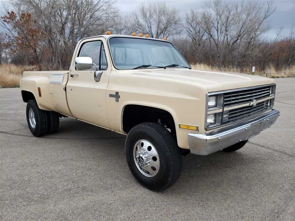 1984 Chevrolet K30 (Nampa, ID) $11,500 obo Please give our friend