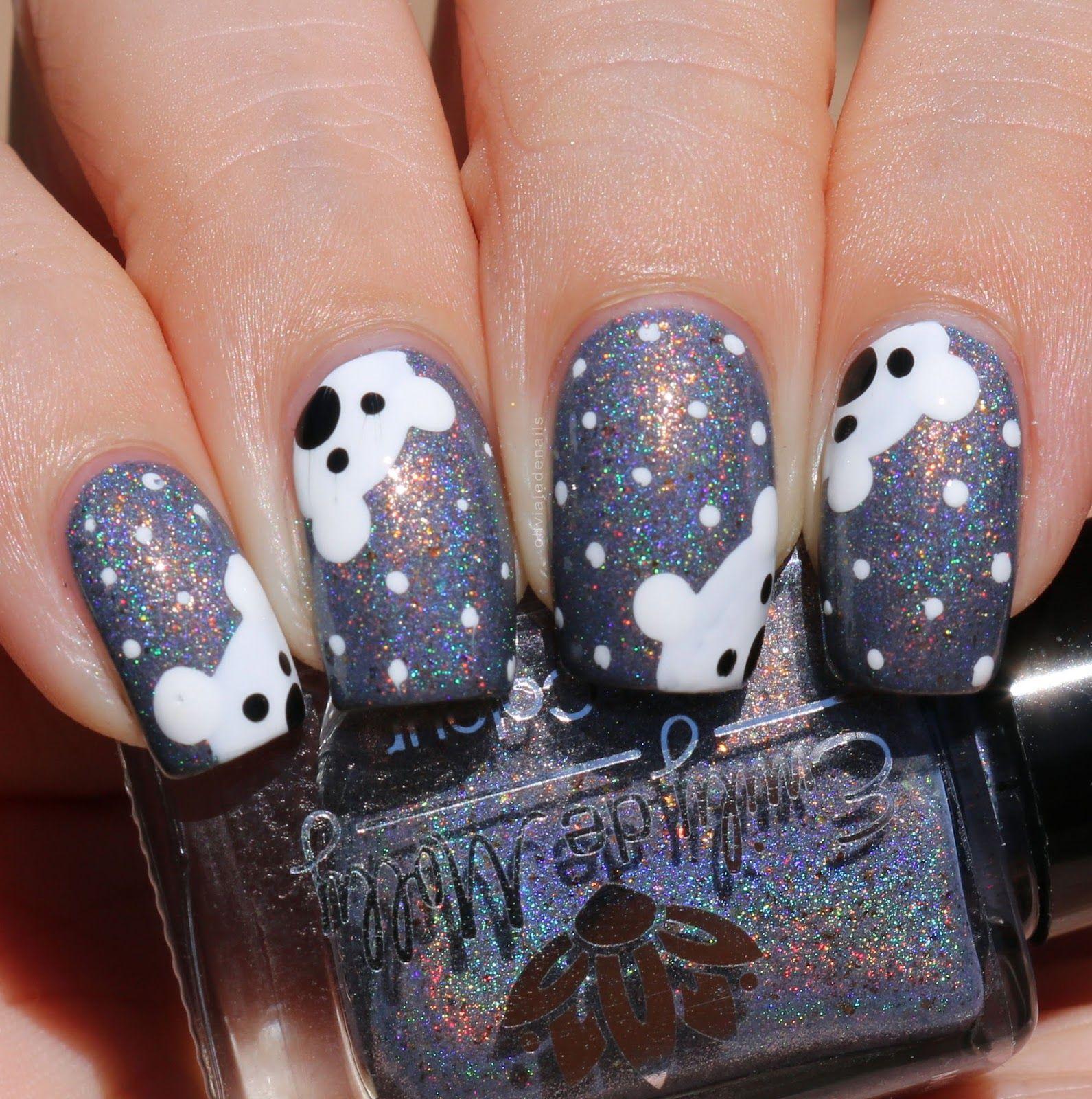 Nail Crazies Unite: Winter Animals by Olivia Jade Nails | Blog Posts ...