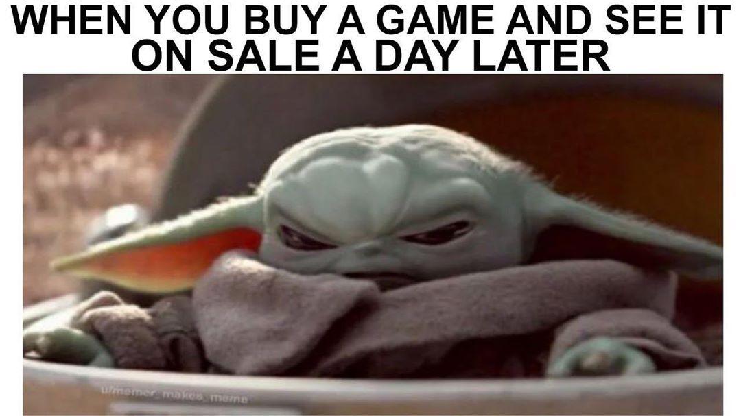 900 Likes 5 Comments Baby Yoda Tisbabyyoda On Instagram I Feel This Crazy Funny Memes Really Funny Memes Funny Memes