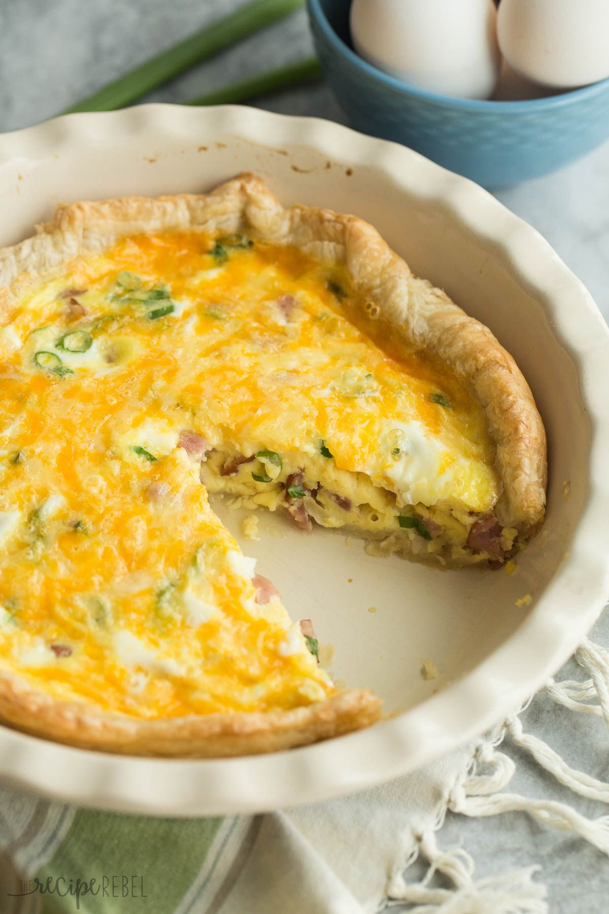 Quiche recipes easy with pie crust