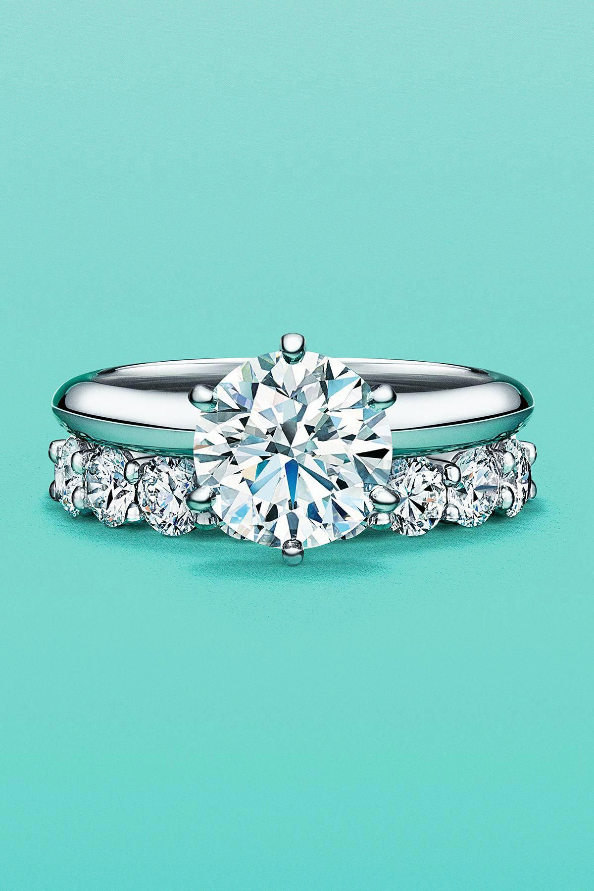 41++ Round wedding rings rose gold info