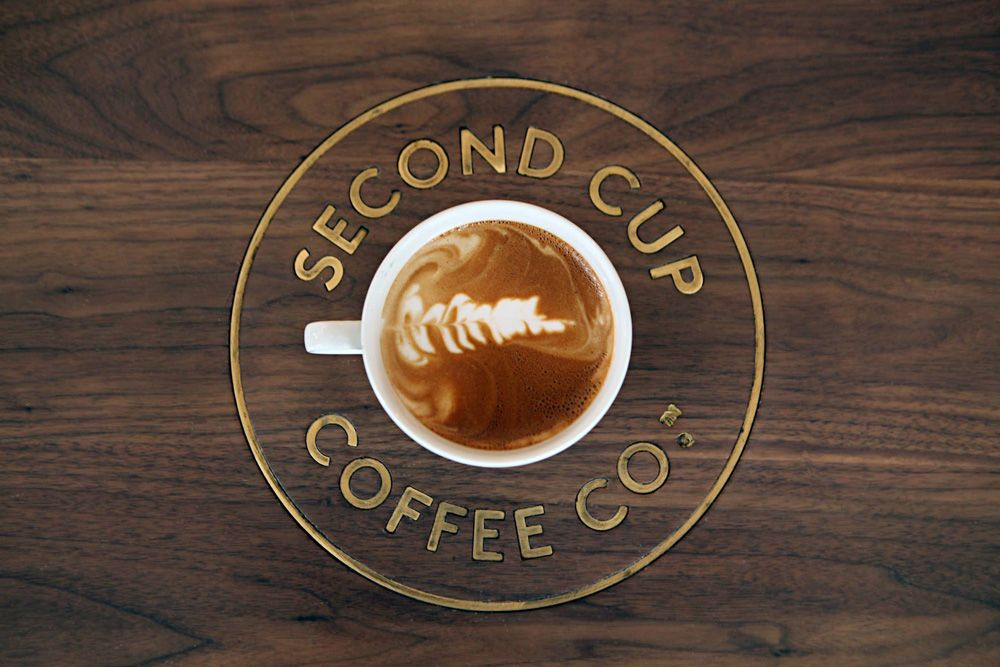Reviewed New Name, Logo, Identity for Second Cup Coffee