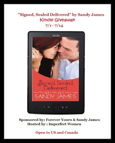 July 14th at 11:59pm ET Kindle Giveaway