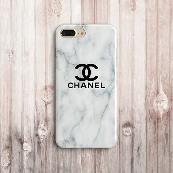 new style ad8fc 78b34 Chanel Phone case Marble Samsung S8 case S8 Plus case Samsung galaxy ...