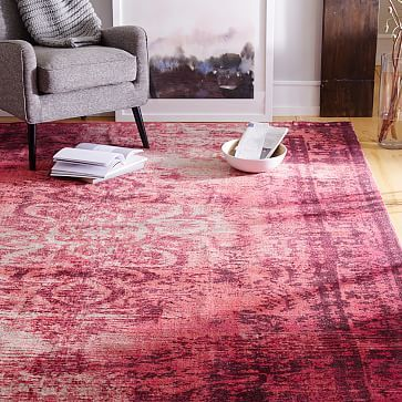 Distressed Arabesque Wool Rug Shockwave Floor Rugs Contemporary Rugs Modern Area Rugs