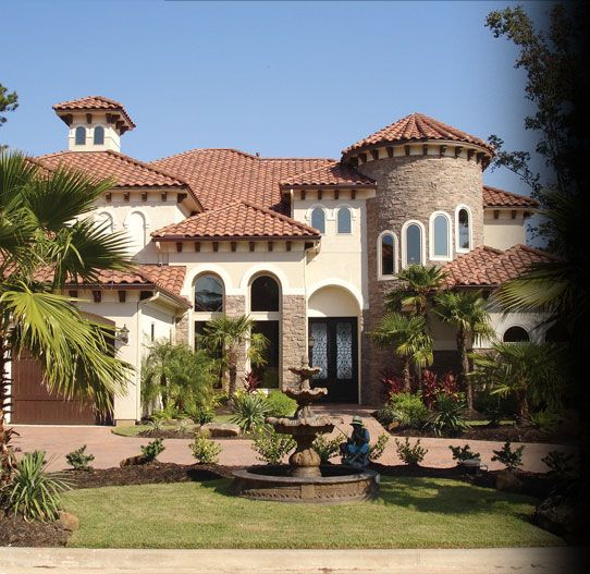 Mediterranean Style House Definition House Design Plans - Mediterranean style house