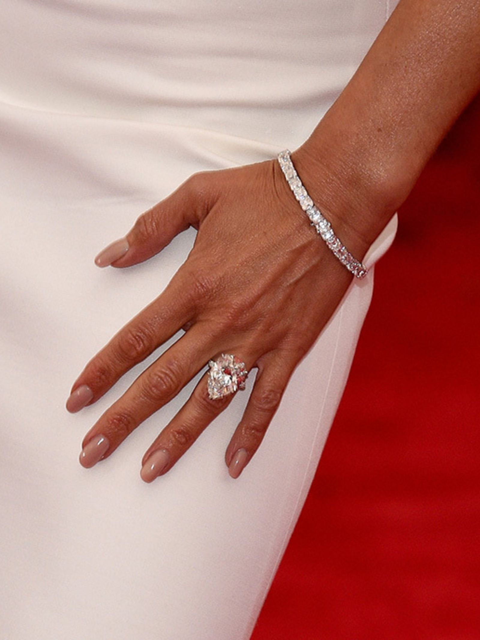 15 Biggest Celebrity Engagement Rings - Most Famous ...