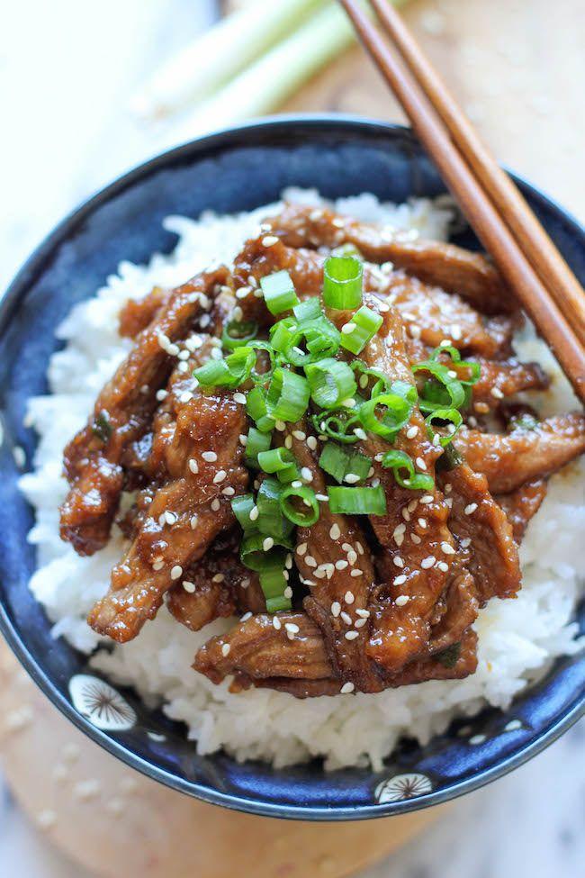 Pf Chang S Mongolian Beef Copycat Recipe Restaurant Recipes