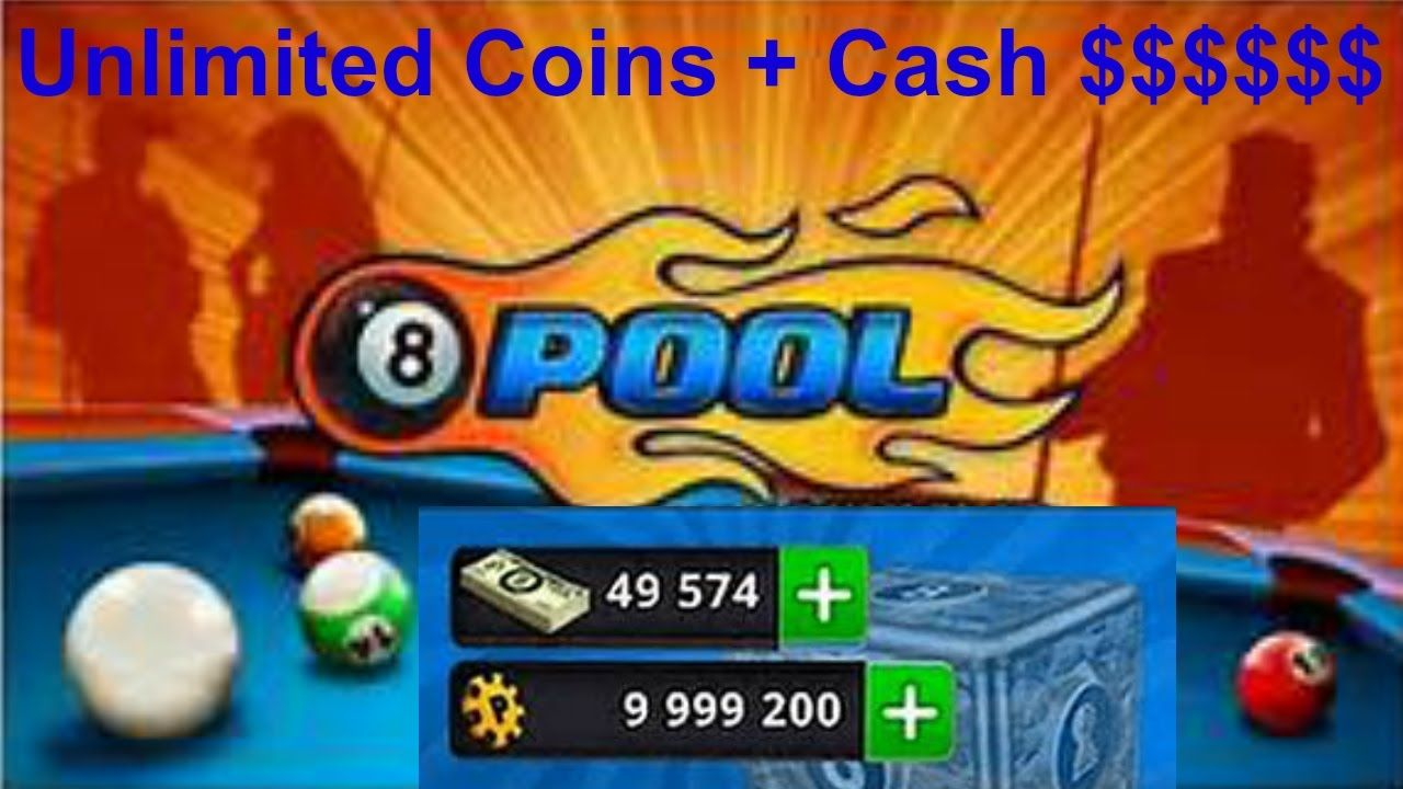 how to hack 8 ball pool unlimited coins and cash no root no