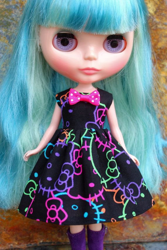 Hey, I found this really awesome Etsy listing at https://www.etsy.com/listing/231818843/blythe-doll-its-my-party-dress-hello
