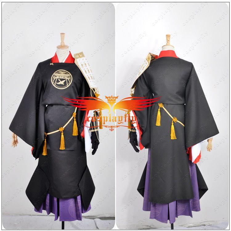 Горячая Webgame Touken Ranbu Taroutachi кимоно Copslay пользовательские костюмкупить в магазине CospalyflyнаAliExpress