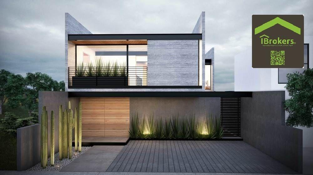 Casa en venta en cumbres del lago dise o ruum for Fachadas de casas modernas en queretaro