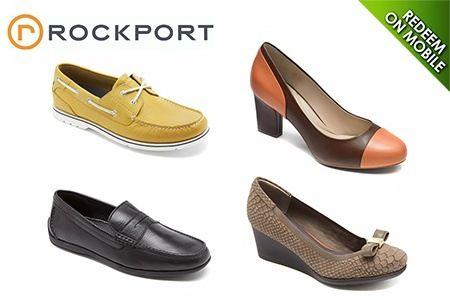 Rockport là thương hiệu giày nam nữ có trụ sở tại Canton – Giày thể thao