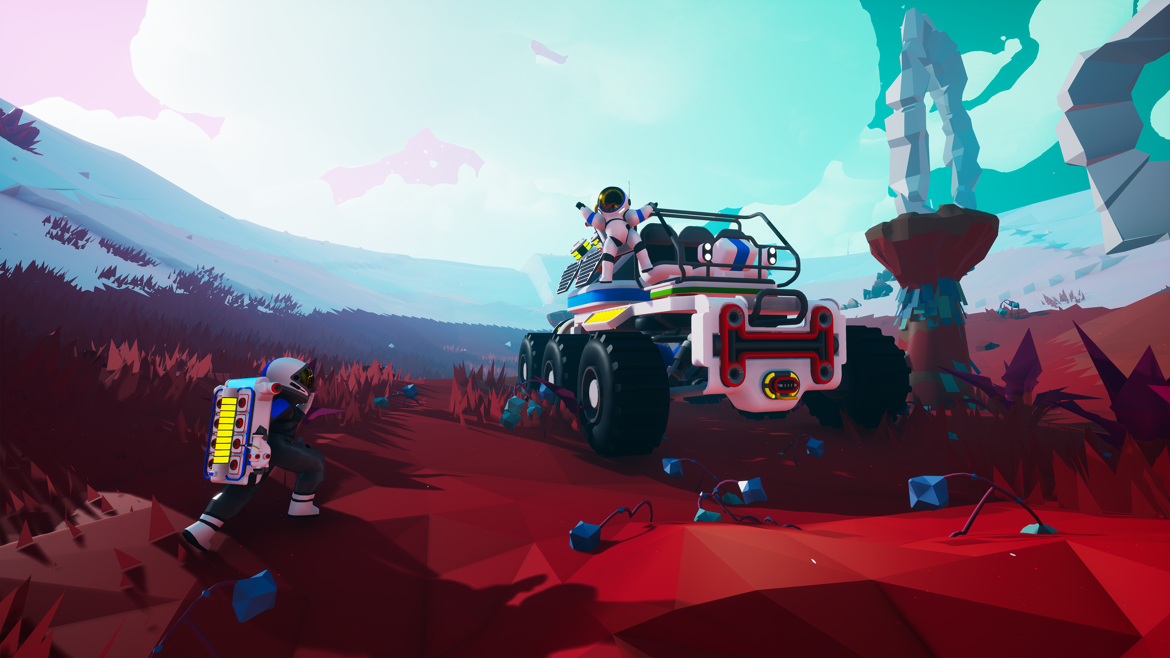 Astroneer Blog News Information About Astroneer Xbox One Games Xbox One Gaming Gifts