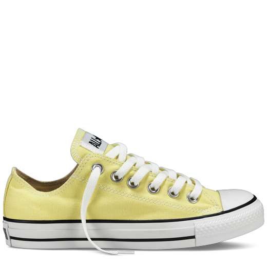 2a7cc748e47e Light Yellow Converse