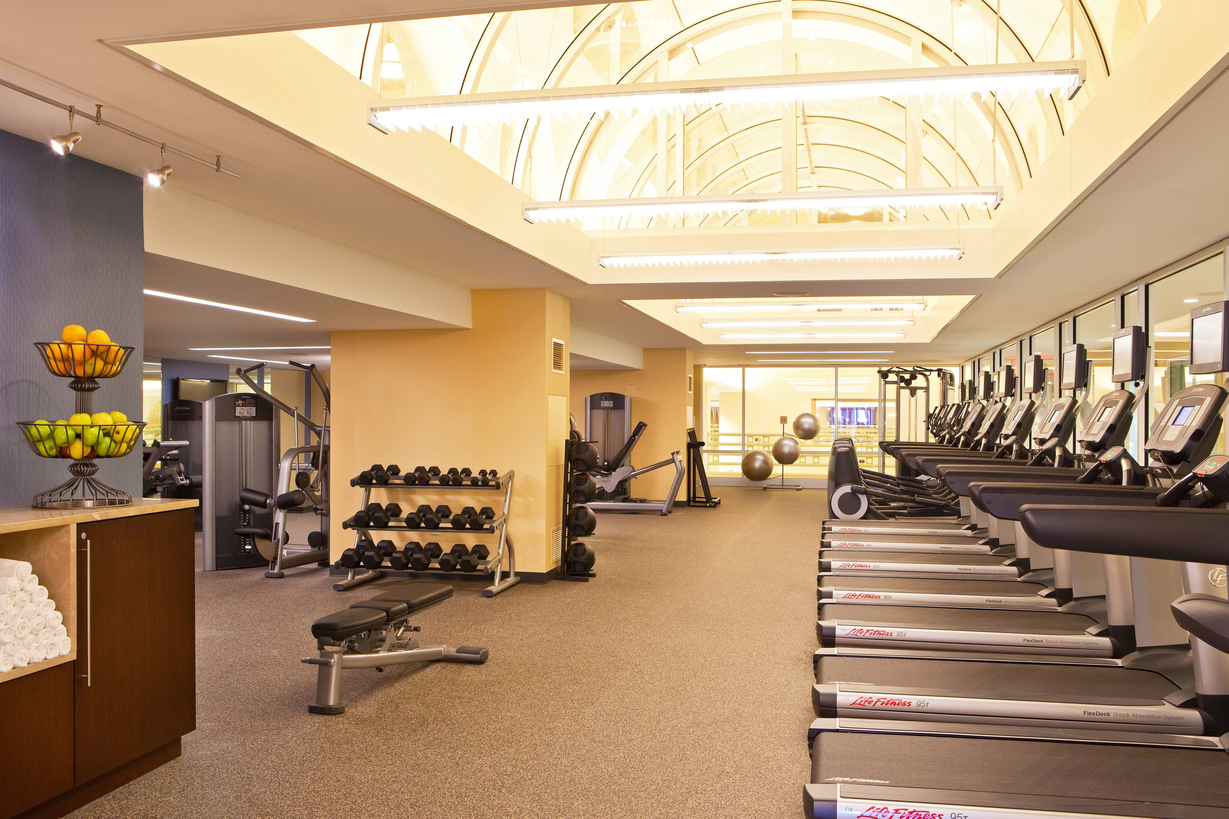 Boston Marriott Long Wharf Fitness Center Visiting Enjoy Travel Marriott Hotel Travel Photography