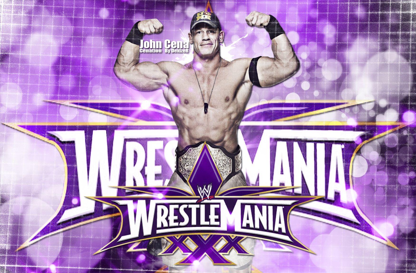 WWE Wrestlemania 2014