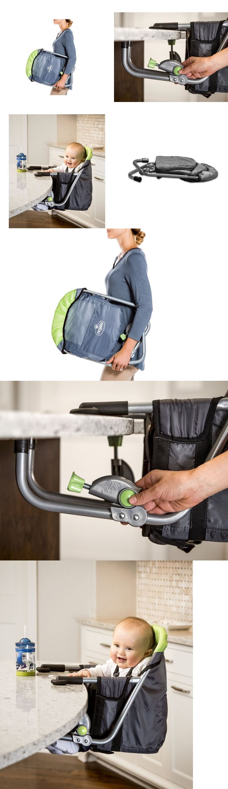 High Chairs 2986: Hook On Table Clamp High Chair Child Baby Infant Portable  Clip Booster Seat  U003e BUY IT NOW ONLY: $34.3 On EBay!