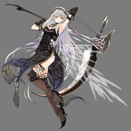 anime character art キャラクターアート イラスト キャラクターデザイン