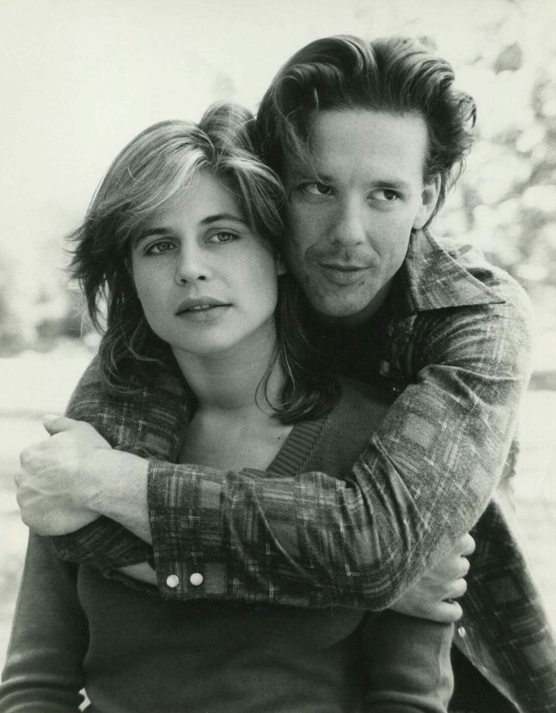 Linda Hamilton and Mickey Rourke 1980 | Actors Younger ...