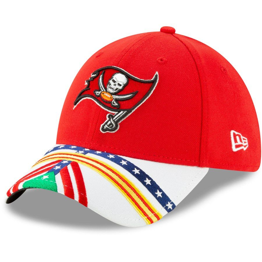 premium selection 5e8dc 2508a Tampa Bay Buccaneers New Era 2019 NFL Draft Spotlight 39THIRTY Flex Hat –  Red, Your Price   31.99