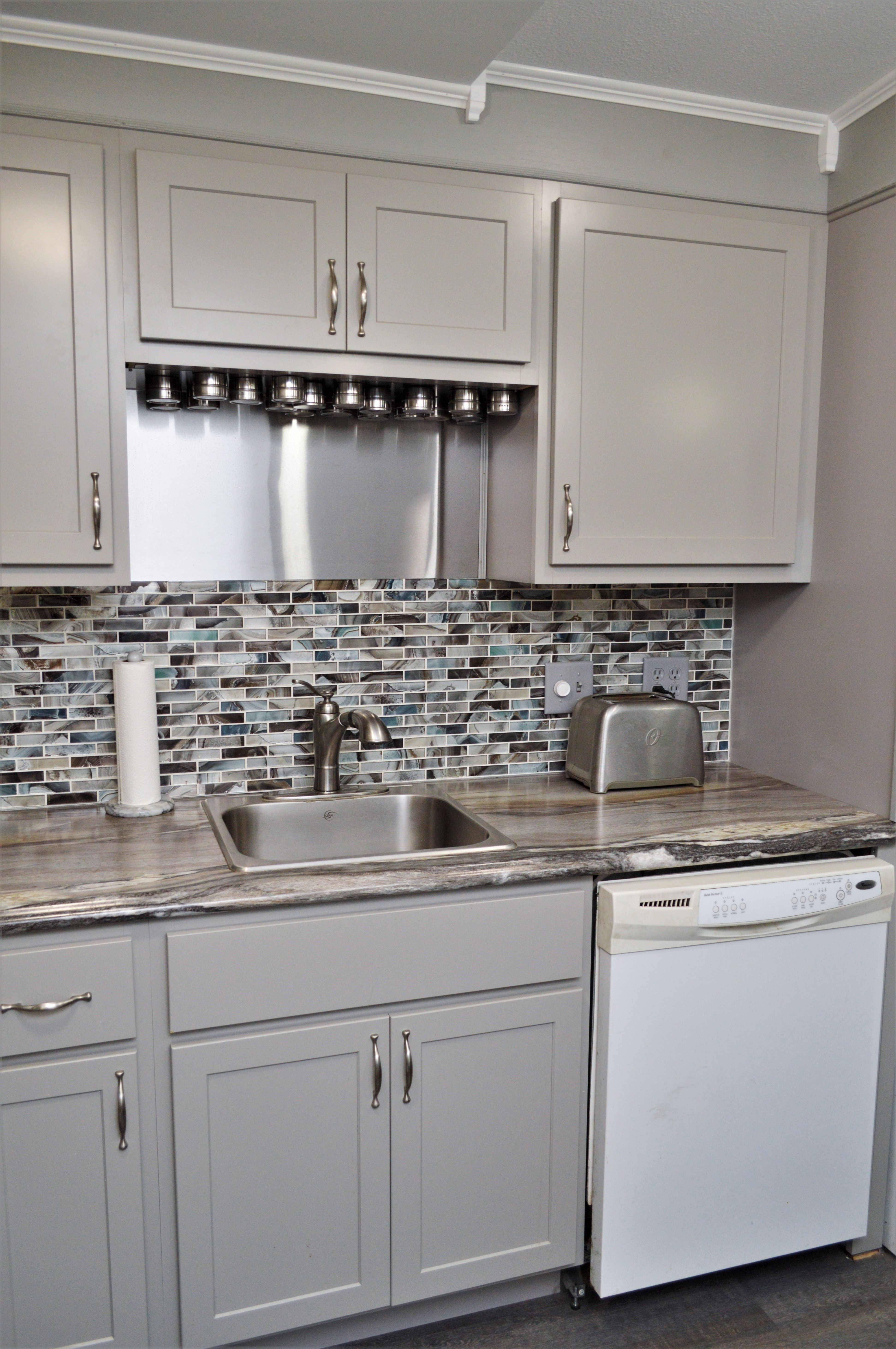 Baileytown Select Maple Limestone Finish Georgetown Door Style Kitchen Maple Cabinets New Homes