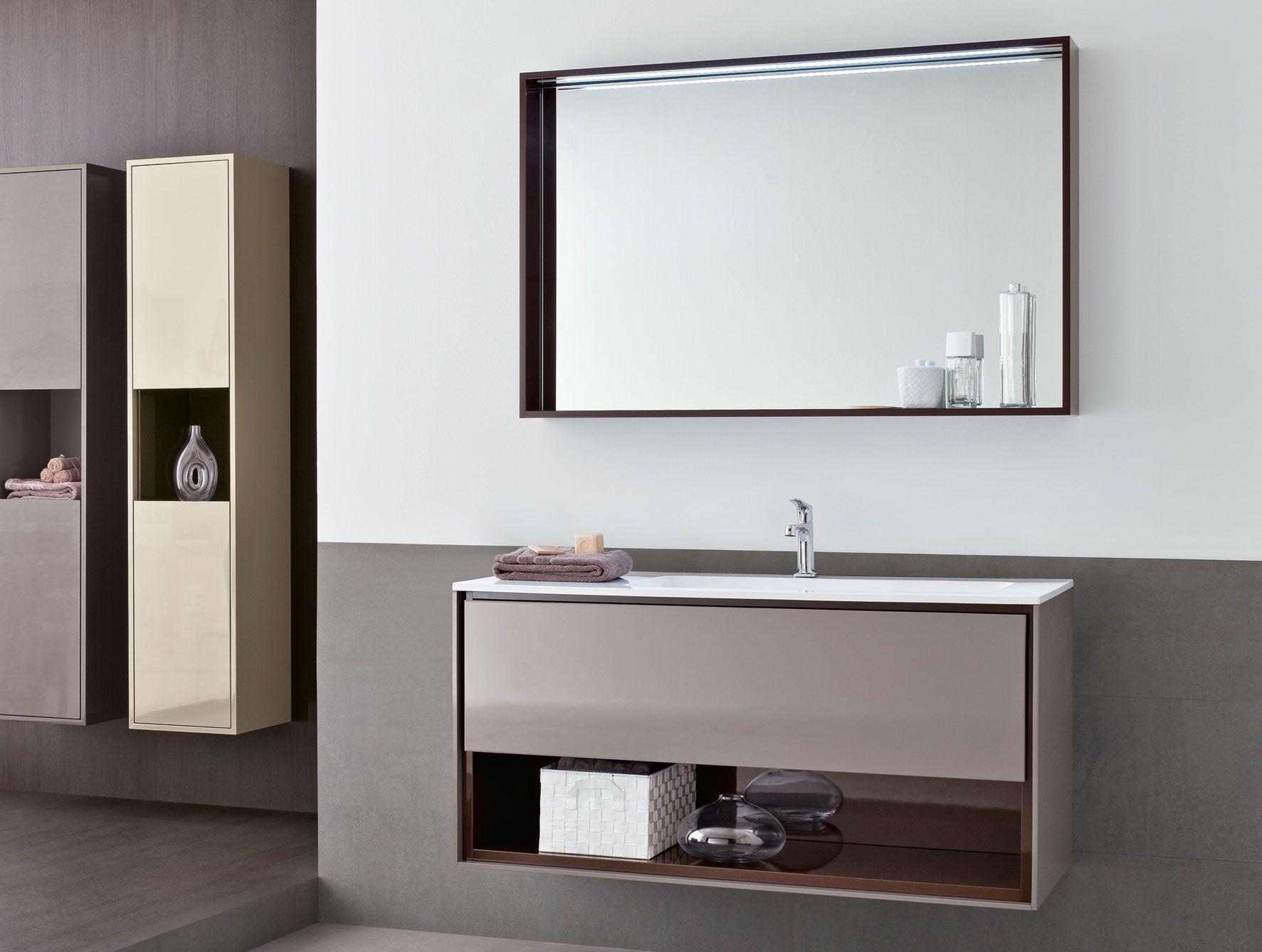 Styles Enchanting Simplistic Modern Single Sink Vanities For