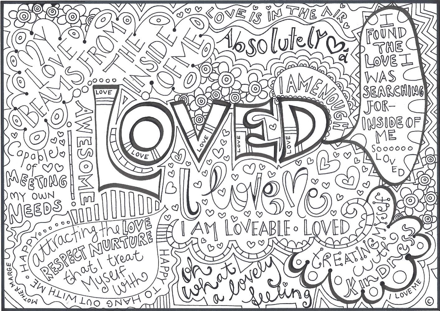 Coloring Pages For Recovery : Recovery quotes coloring pages for adults best