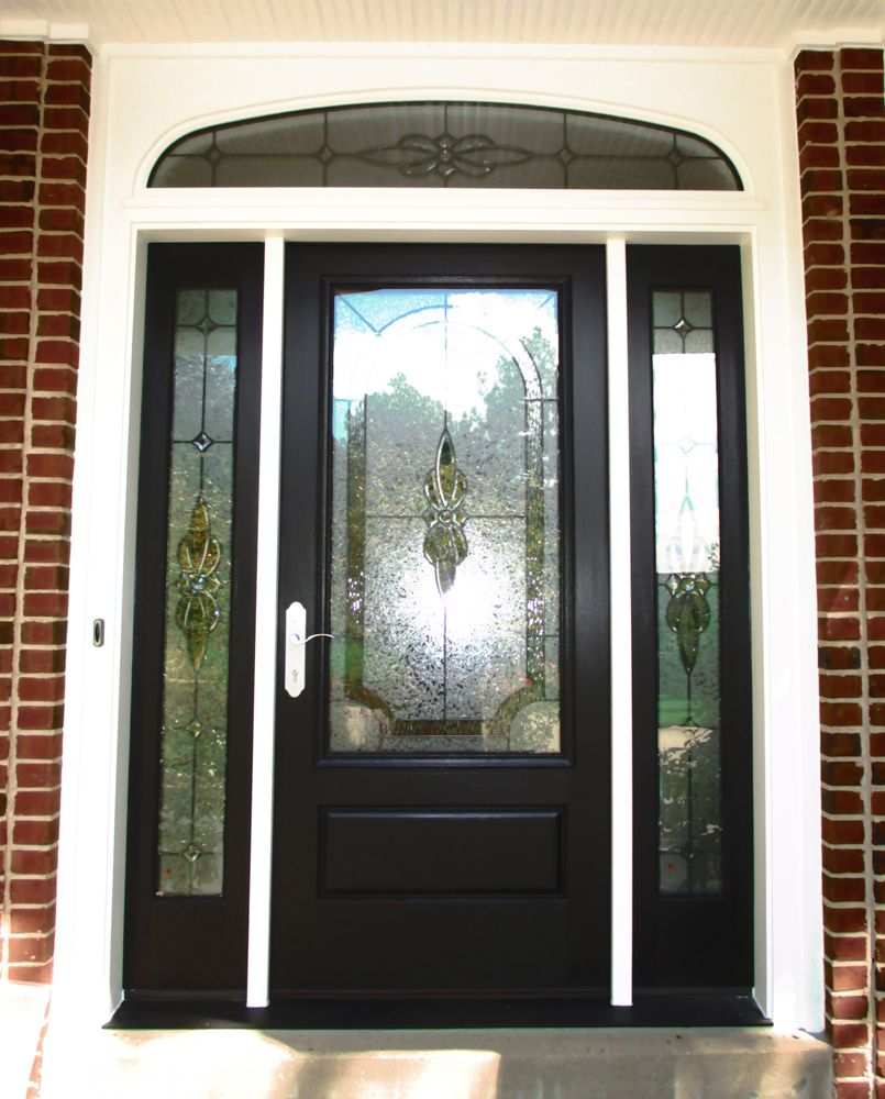 Therma Tru Classic Craft Canvas Collection painted This entry