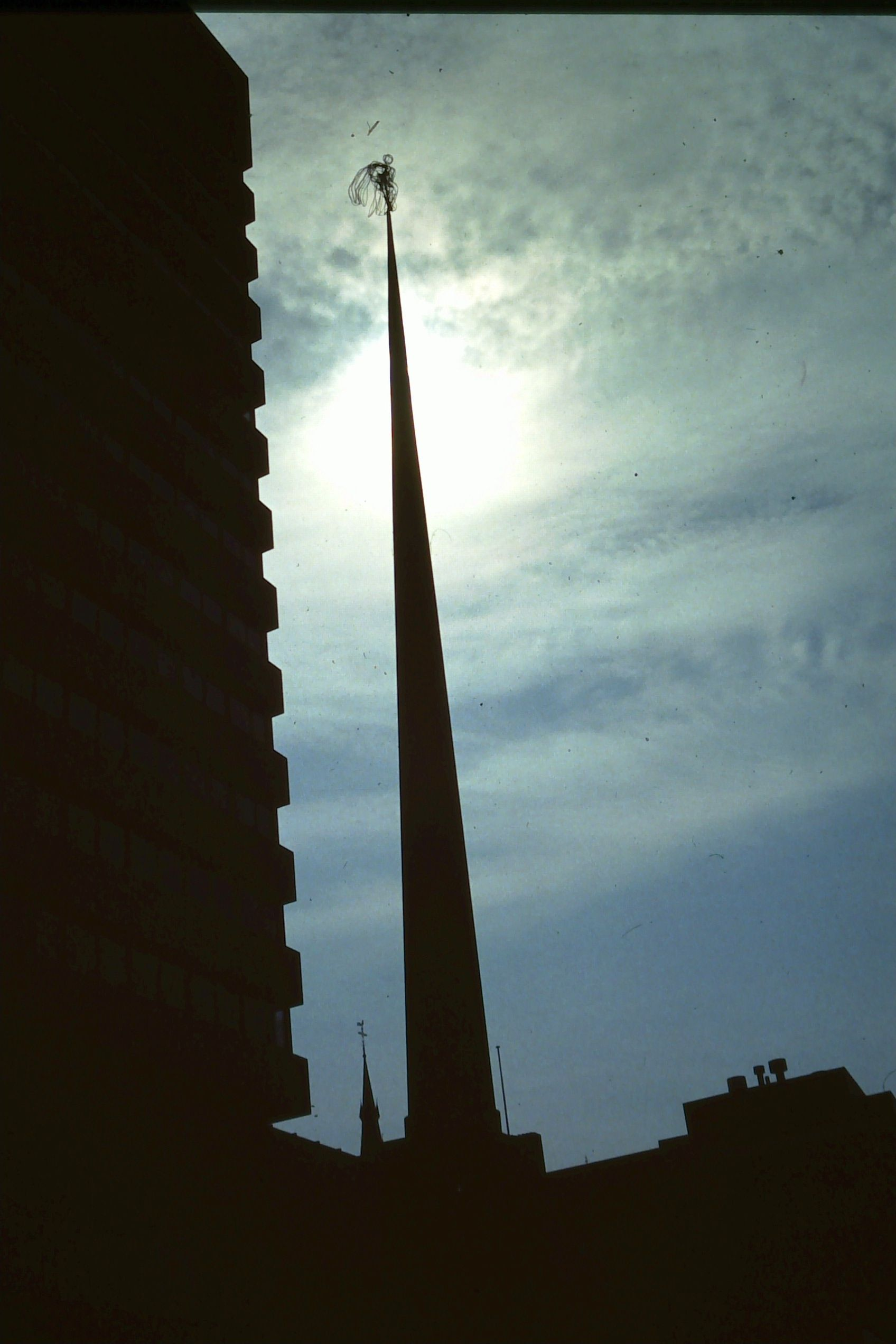 Eindhoven, Keizersgracht 1998 Foto: MR