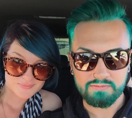 Mermen Style Is A Thing: Men Dyeing Their Hair Amazing Colors ...