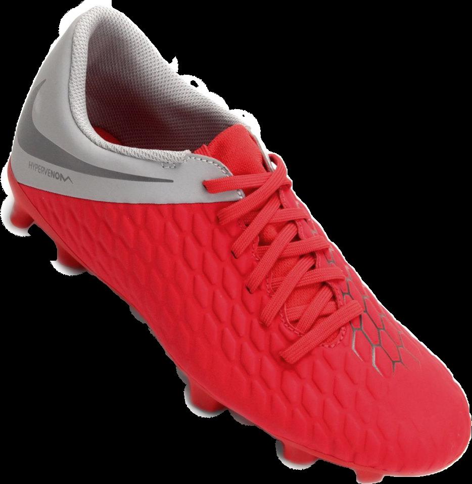 7998ca8cc1185 A Chuteira Nike Phantom 3 Club FG Campo Masculina foi criada para os  amantes do futebol