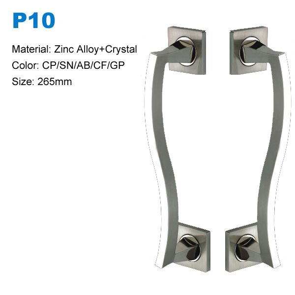 Charmant Door Pull,stainless Steel Door Handle,pull Up Bar Door Frame,door Hardware