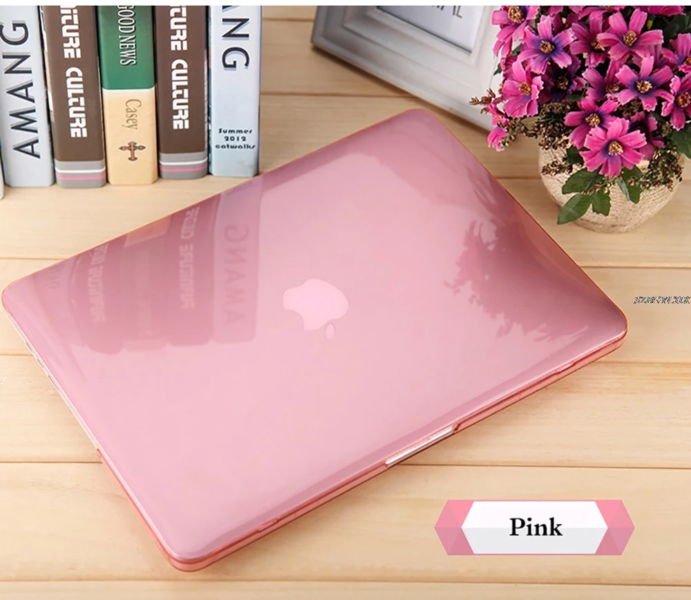 Macbook Case With Key Cover & Screen Protector Macbook