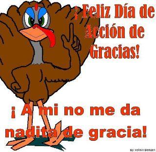 Dia De Accion De Gracias Happy Thanksgiving Day Gratitude Quotes Happy Thanksgiving