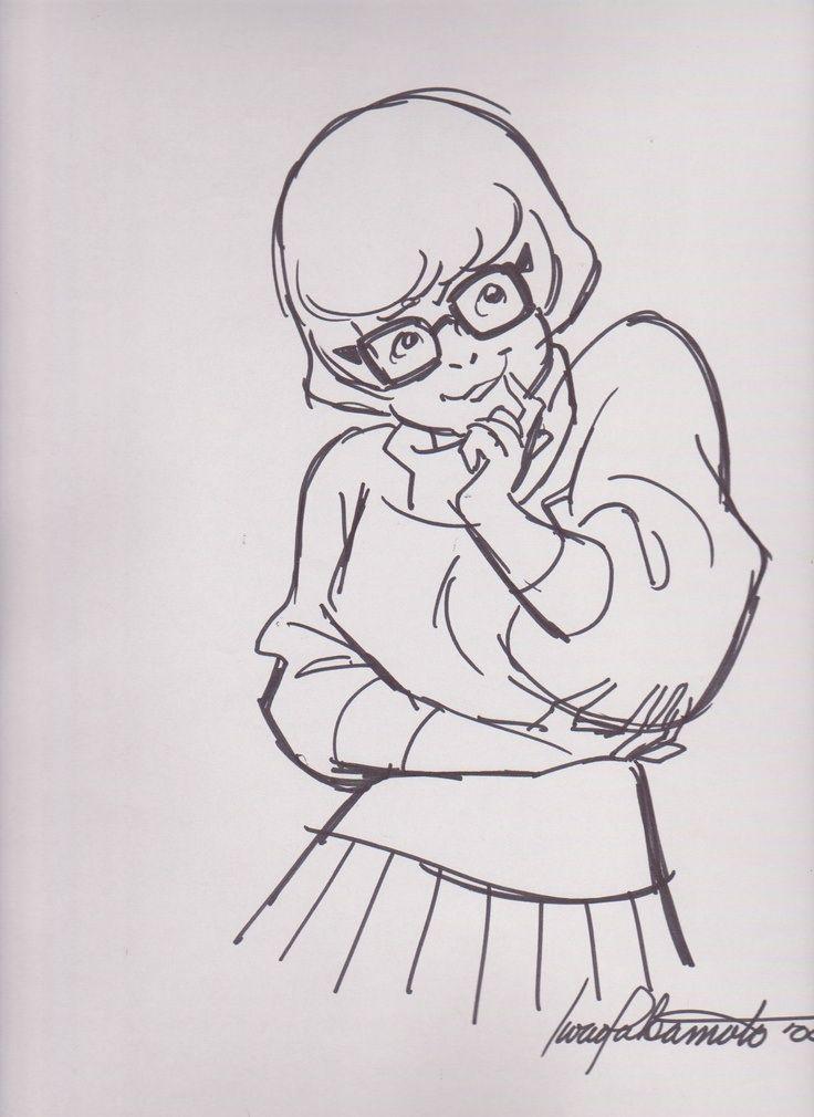 Velma By Iwoa Takamoto Scooby Doo Mystery Incorporated Velma