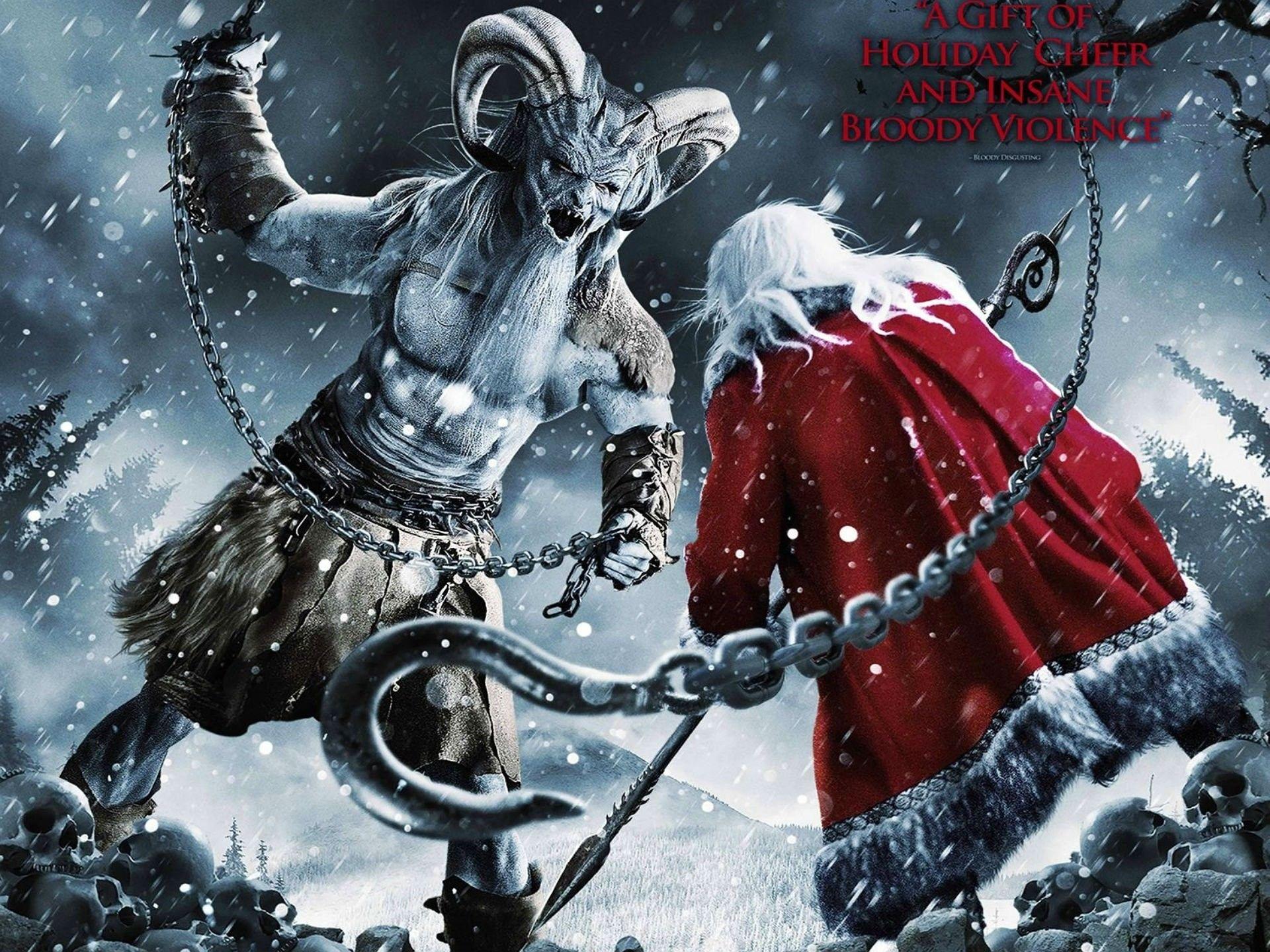 Res 1920x1440 View Artwork Christmas Demon Free Images Story Krampus Horror Monster Ev Christmas Horror Story Christmas Horror Christmas Horror Movies