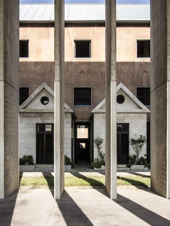 City Of The Dead Aldo Rossi Architect Architecture