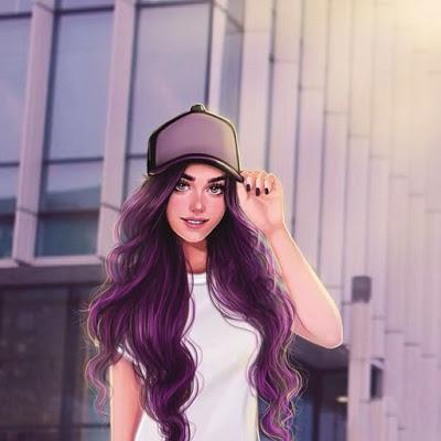 احلى صور جيرلي روشه بنات كيوت In 2021 Girly M Cute Girl Drawing Digital Art Girl
