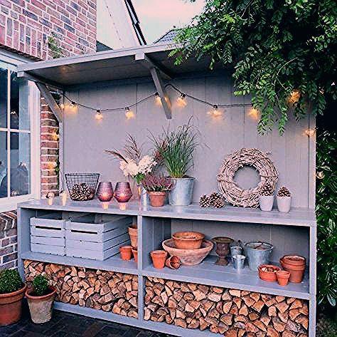 Photo of Gartentresen DIY