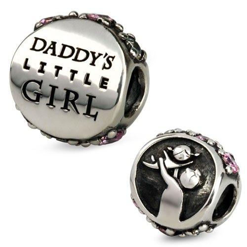 Daddy S Little Girl Daddys Little Girls Pandora Bracelet Charms Daddys Little