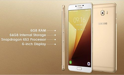 Harga Samsung Galaxy C9 Pro Terbaru Dengan Spesifikasi RAM 6 GB
