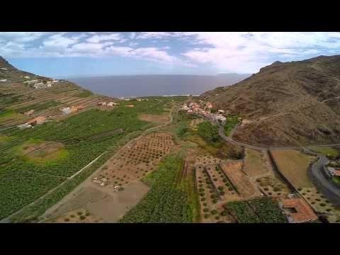 Siéntete único en Hermigua en La Gomera - YouTube